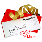 Classic Mummy Special Gift Vouchers from Pantaloons Worth Rs. 1000