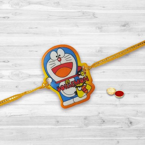 Amiable Doraemon Kid Rakhi