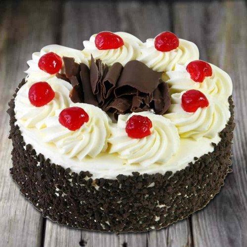 Gift Online Black Forest Cake from 3/4 Star Bakery