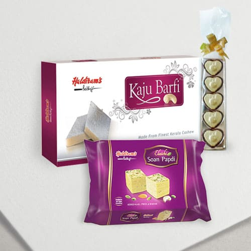 Haldirams Palatable Ensemble