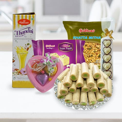 Haldirams Grace-of-Gratification Collection