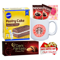 Fabulous Coffee Gift Hamper with CCD Voucher