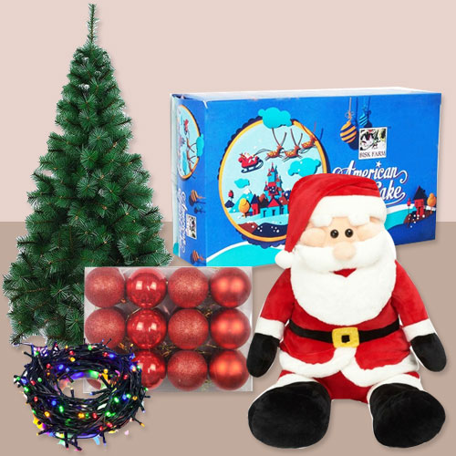 Ravishing Collection of Christmas Delicacies