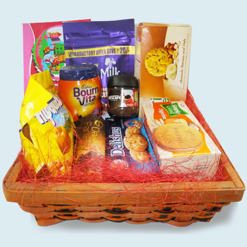 Enchanting Arrangement of Food Items with Incomparable Taste