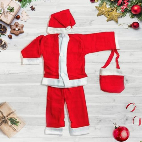 Lovely Santa Clause Apparel for Kids