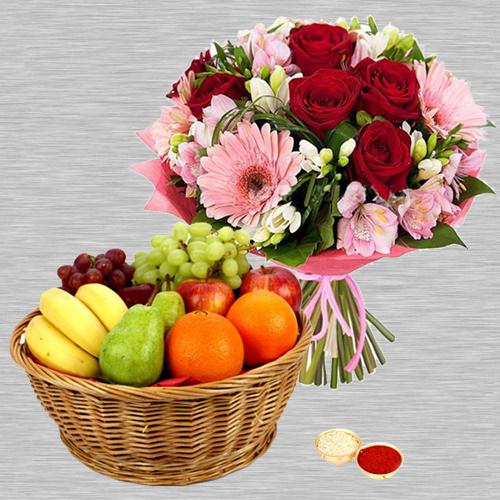 Fresh Fruits n Flowers
