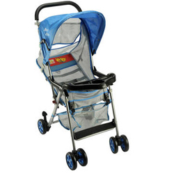 Cool and Cozy Bajaj Imported Perambulator