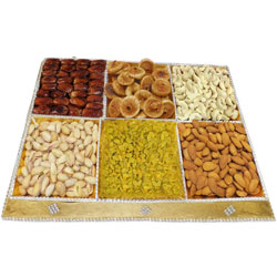 Satisfying Palate Dry Fruit Cluster