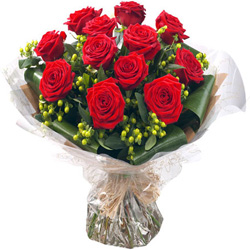 Deliver Red Rose Bouquet Online