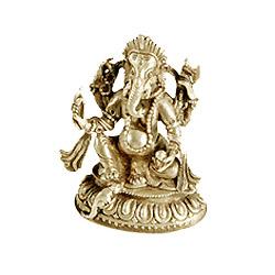 Pure Silver Ganesh
