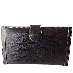 Stately Passport Leather Wallet from Rich Born