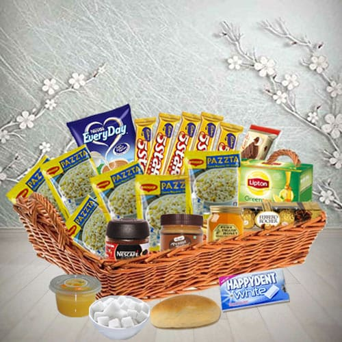 Happy Afternoon English Lunch Hamper