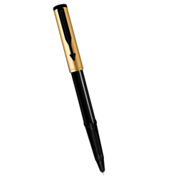 Fascinating Gold Roller Ball Pen from Parker