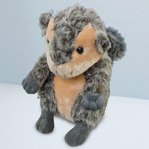 Very Pretty Squirrel Soft Toy