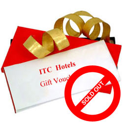 ITC Gift Cards for 2 People Worth Rs.1500