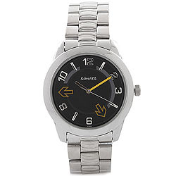 Admirable Yuva Analog Watch for Gents from Titan Sonata