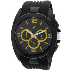 Enthralling Titan Fastrack Gents Watch