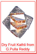 Sweets Delivery to Hyderabad