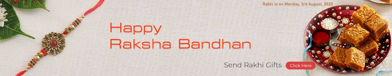 Rakshabandhan Gifts to Hyderabad